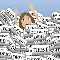 are you in debt? these tips could help