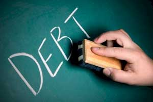 how to end debt issues starting today